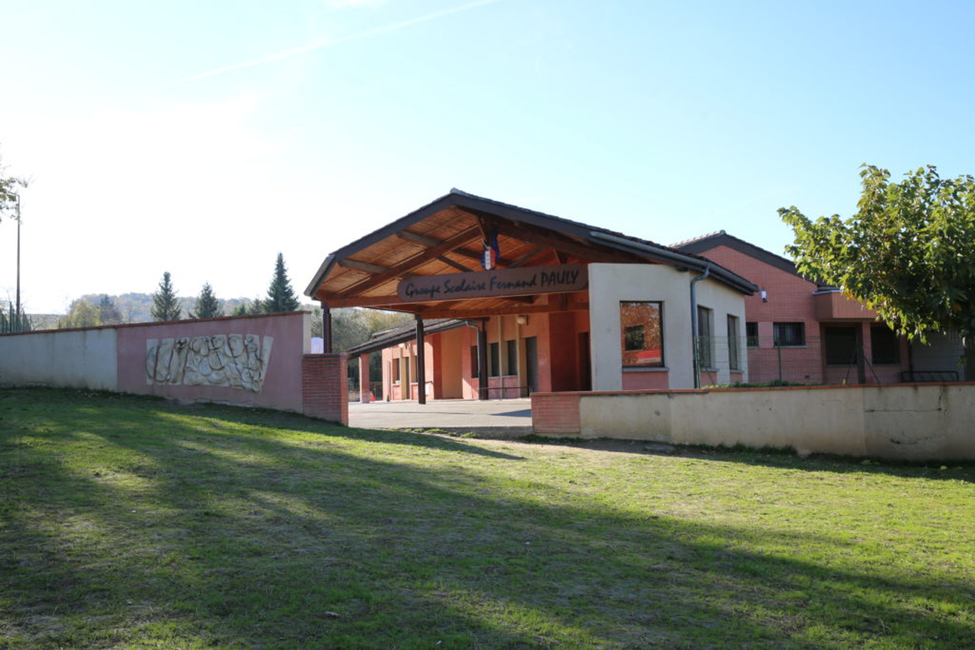 Ecole Fernand Pauly