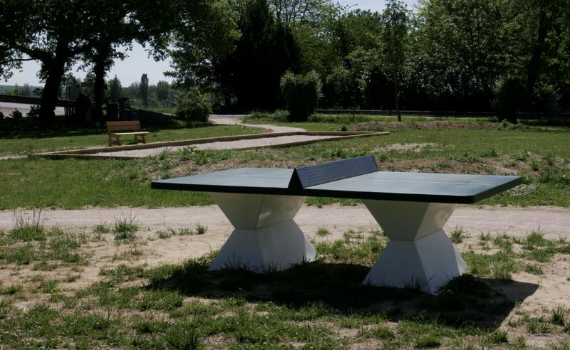 ping pong - pétanque