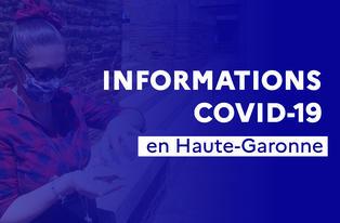 Info COVID-19 et pass sanitaire