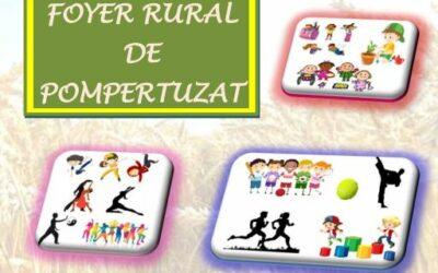 Foyer Rural plaquette des activités 2021-2022