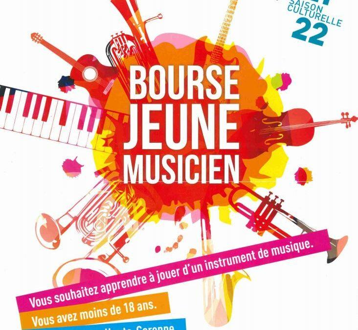 Bourse Jeune Musicien