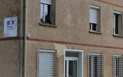 Ouverture de la Maison France Service de Baziège