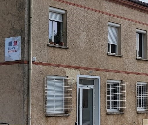 maison france service baziege