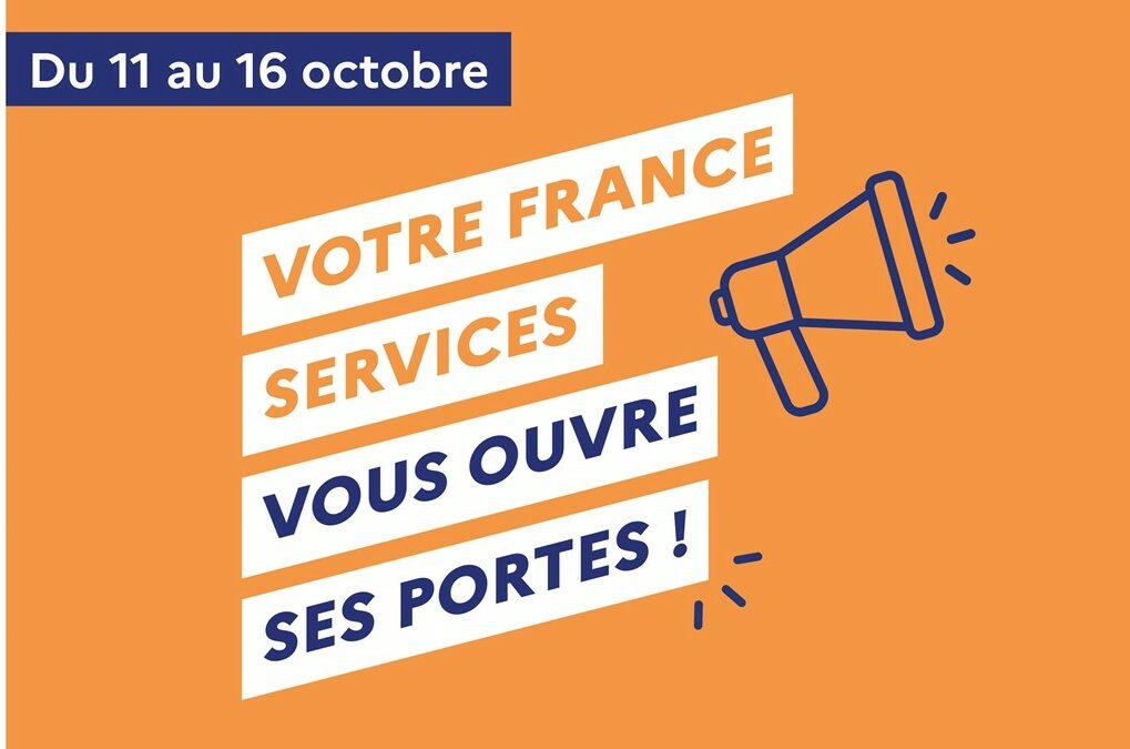PORTE OUVERTE MAISON FRANCE SERVICE